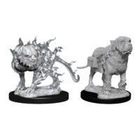 Dungeons & Dragons Nolzurs: Wave 11  Mastiff & Shadow Mastiff