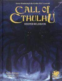 Call Of Cthulhu RPG 7th Edition: Keeper Rulebook