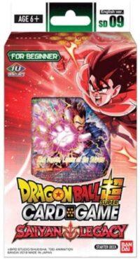 Dragon Ball Super: Starter Deck  Saiyan Legacy
